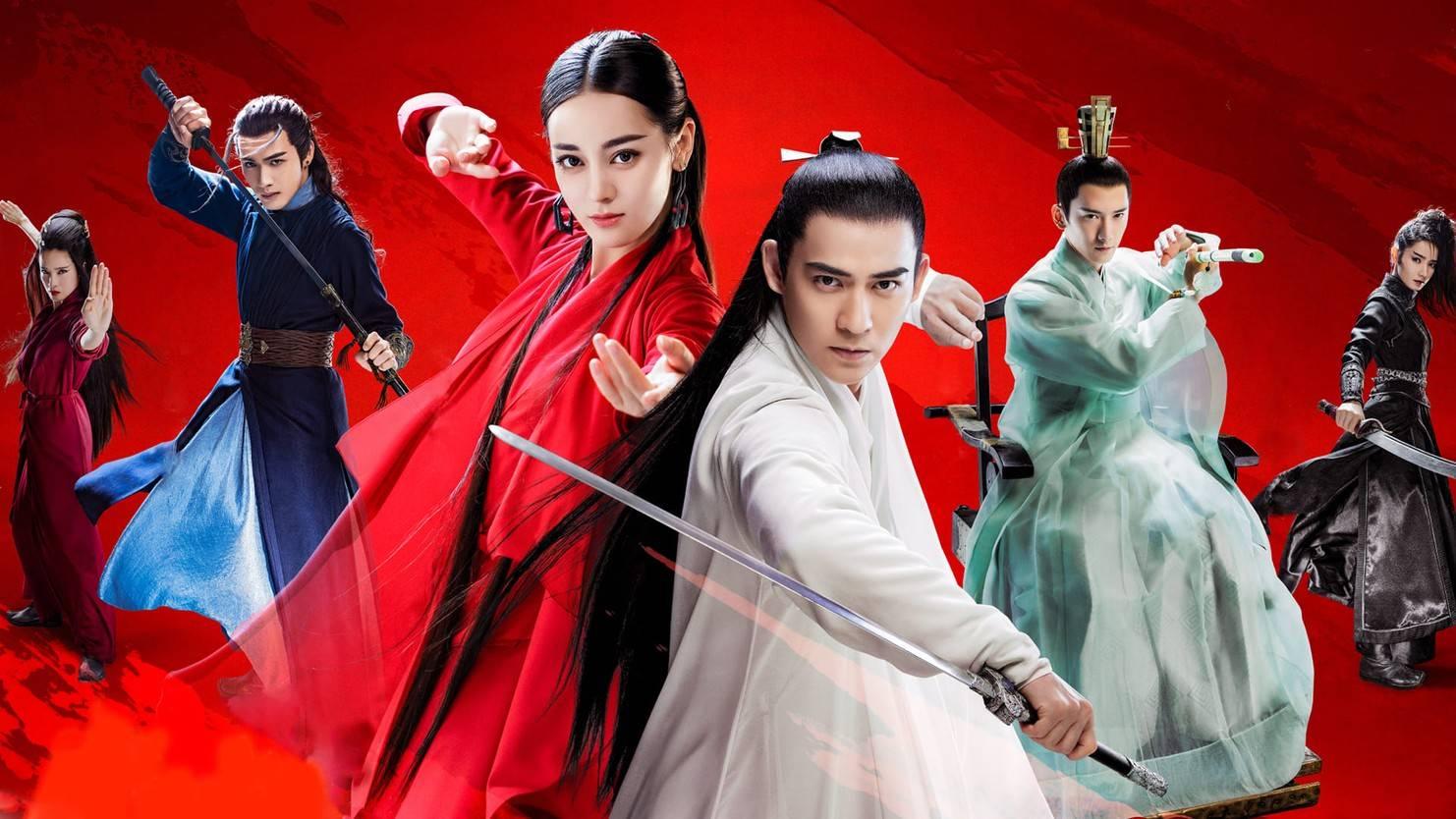 Top những bộ phim kiếm hiệp Trung Quốc hay nhất 2018 và 2019