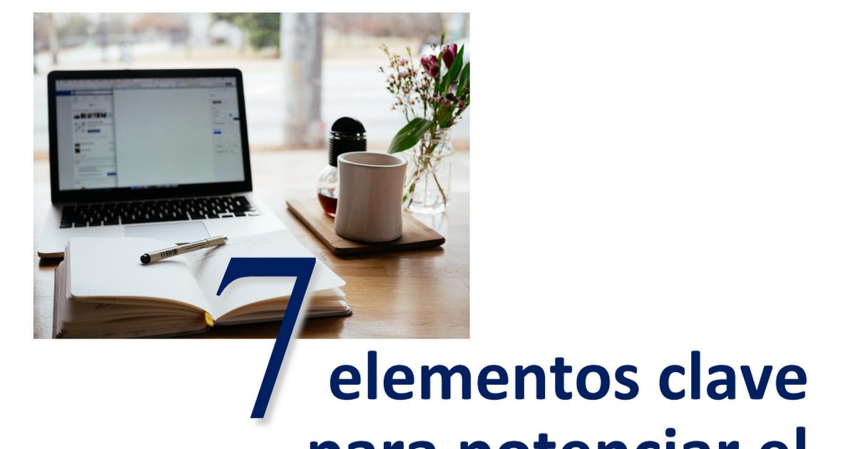 7 elementos clave para al aprendizaje - Leadmagnet.pdf