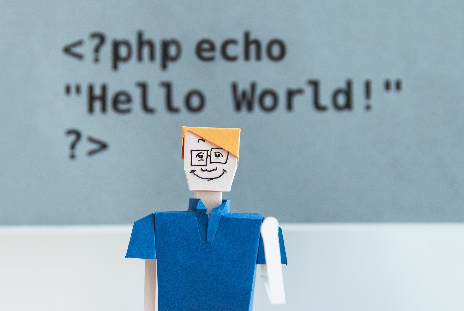 How to become an IT Helpdesk Technician, Hello World