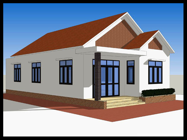 Ưu và nhược điểm của những ngôi nhà lợp mái tôn thái