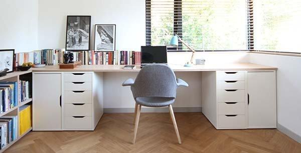 3 The best location to create a workspace at home | Homevaganza