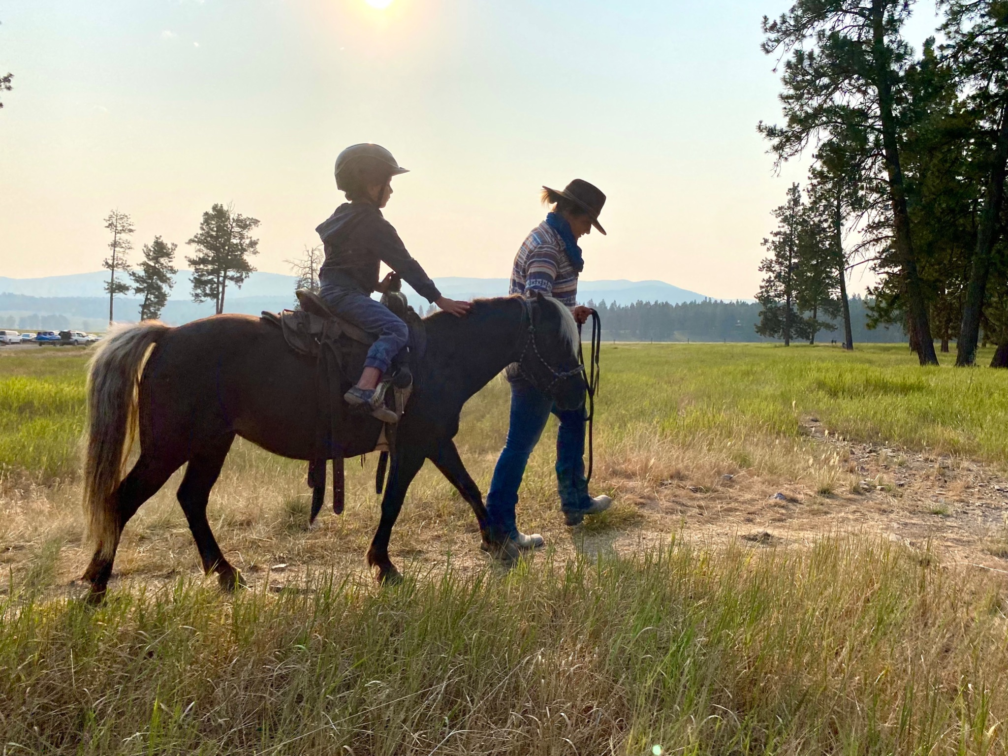 Paws Up Dude Ranch in Montana