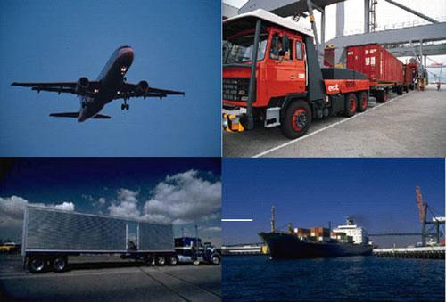Kết quả hình ảnh cho các hình thức vận tải hàng hóa