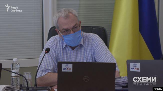 Наразі доповідачем у справі судді Ємельянова є член ВРП Олег Прудивус – у нього «Схеми» й поцікавилися про її долю