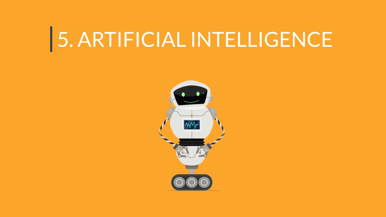 """Header image labeled """"5. Artificial Intelligence"""""""