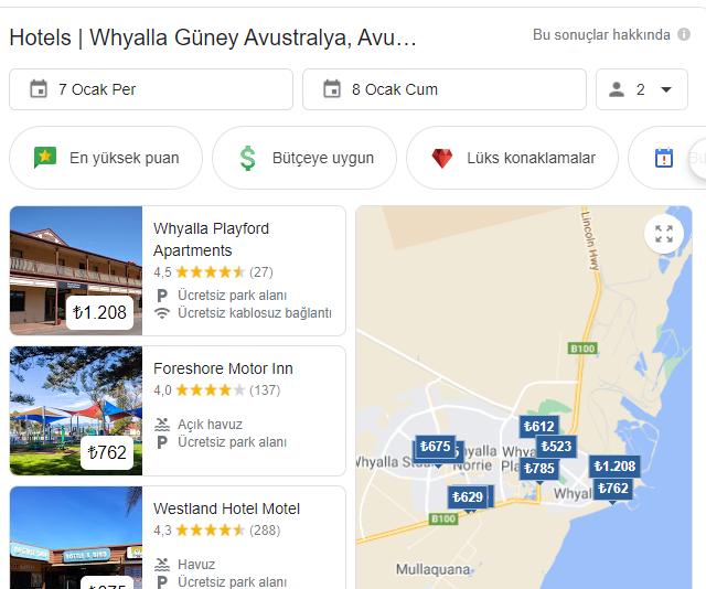 google benim işletmem yerel reklamlar