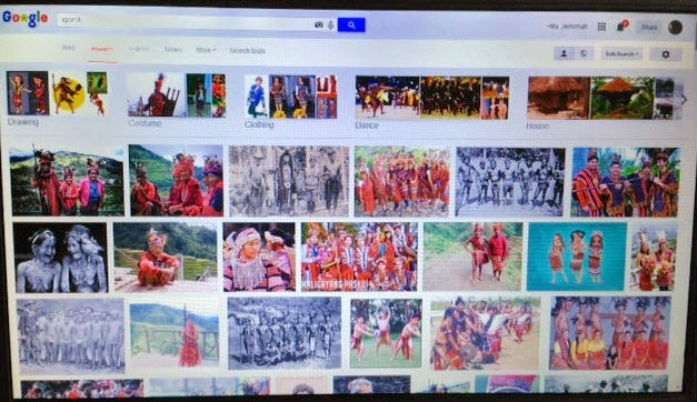 Google Images as Relevant Images when Studying