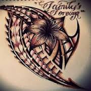 Image result for a samoan tattoo that represents their family