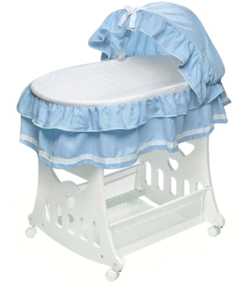 6. Portable Rocking Baby Sleeper for Preemie