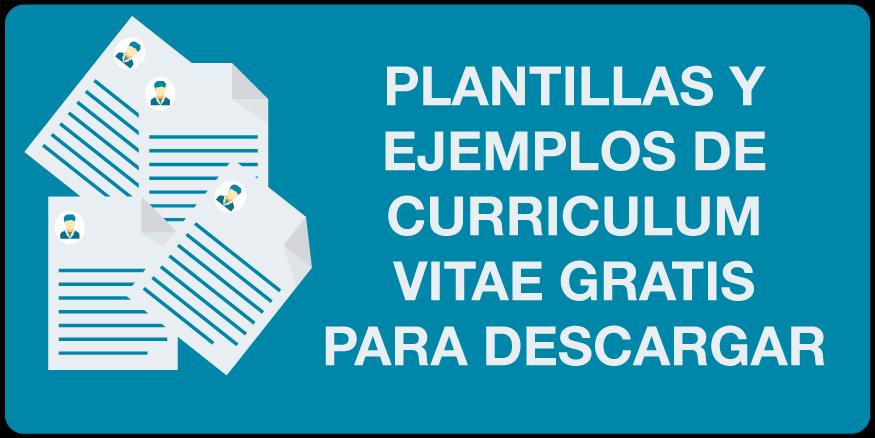 Plantillas Ejemplos Y Formatos Como Hacer Curriculum Vitae