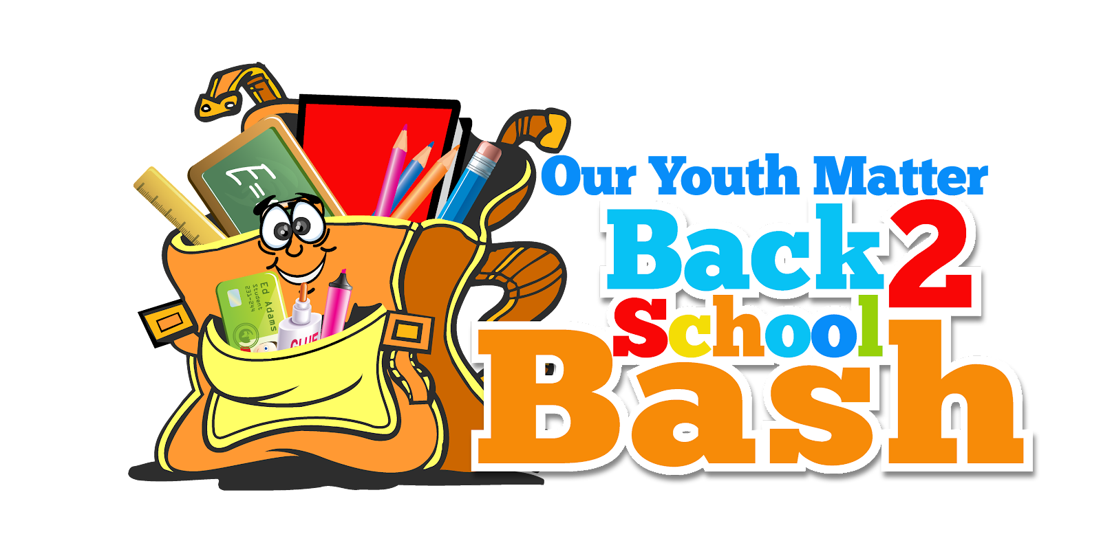 Our Youth Matter Back 2 School Bash