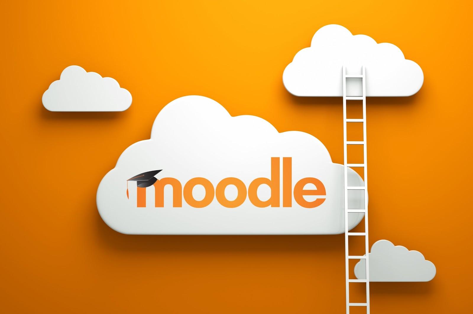 plataforma Moodle en XAMPP