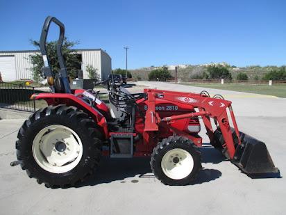 Branson 3510 tractor manual