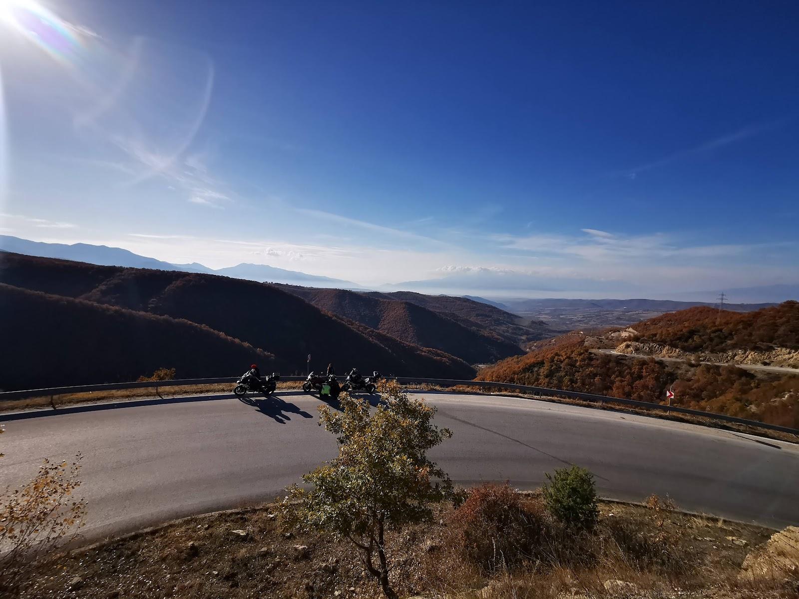 Панорама Папаз чаир