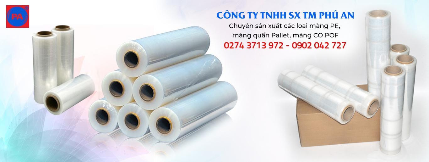 Phú An: Đơn vị chuyên sản xuất màng pof tốt nhất thị trường hiện nay