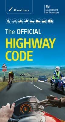 The Official Highway Code (Paperback)