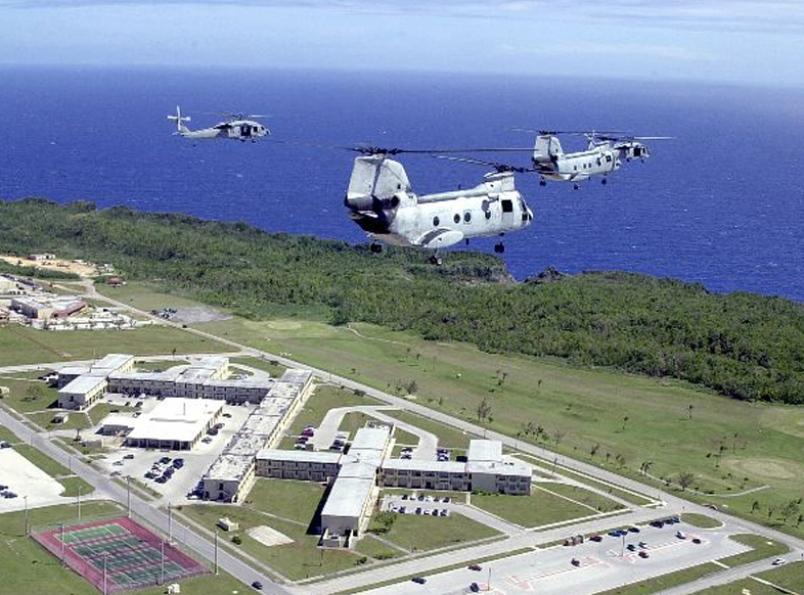 Risultati immagini per MILITARY Guam ISLAND