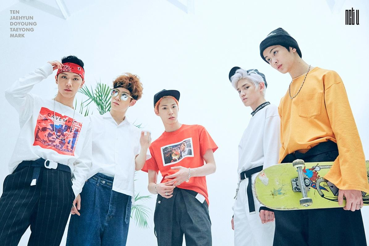 Image result for nct u the 7th sense photoshoot