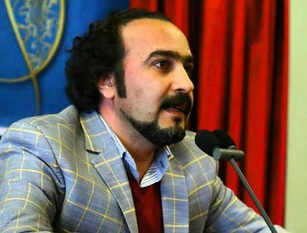 سید سلمان حسینی مدرس تنبور و سهتار