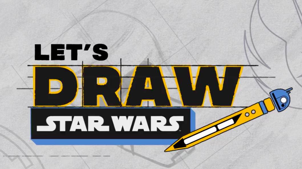 Draw Star Wars characters