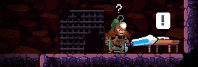 Game Design Deep Dive: How  Rogue Legacy  handles tutorials without being boring