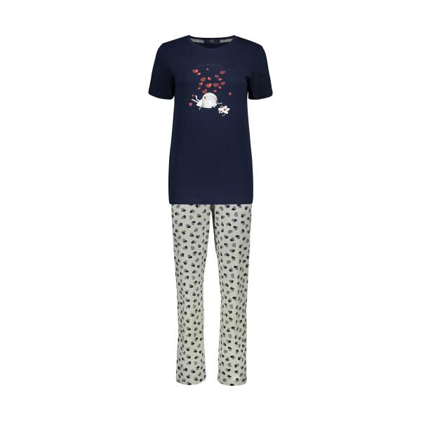 ست تی شرت و شلوار زنانه جامه پوش آرا مدل 4032019304-5901