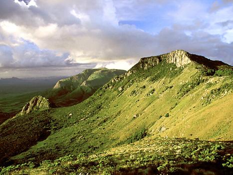 Nyanga Mountains, Zimbabwe