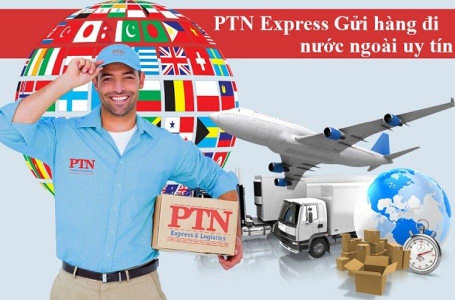 Dịch vụ vận chuyển hàng đi Nước ngoài PTN Express