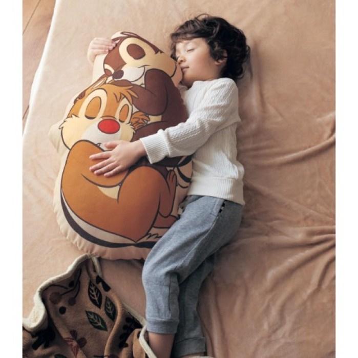 日本, DISNEY, 迪士尼, 抱枕, Pooh仔, 大鼻鋼牙