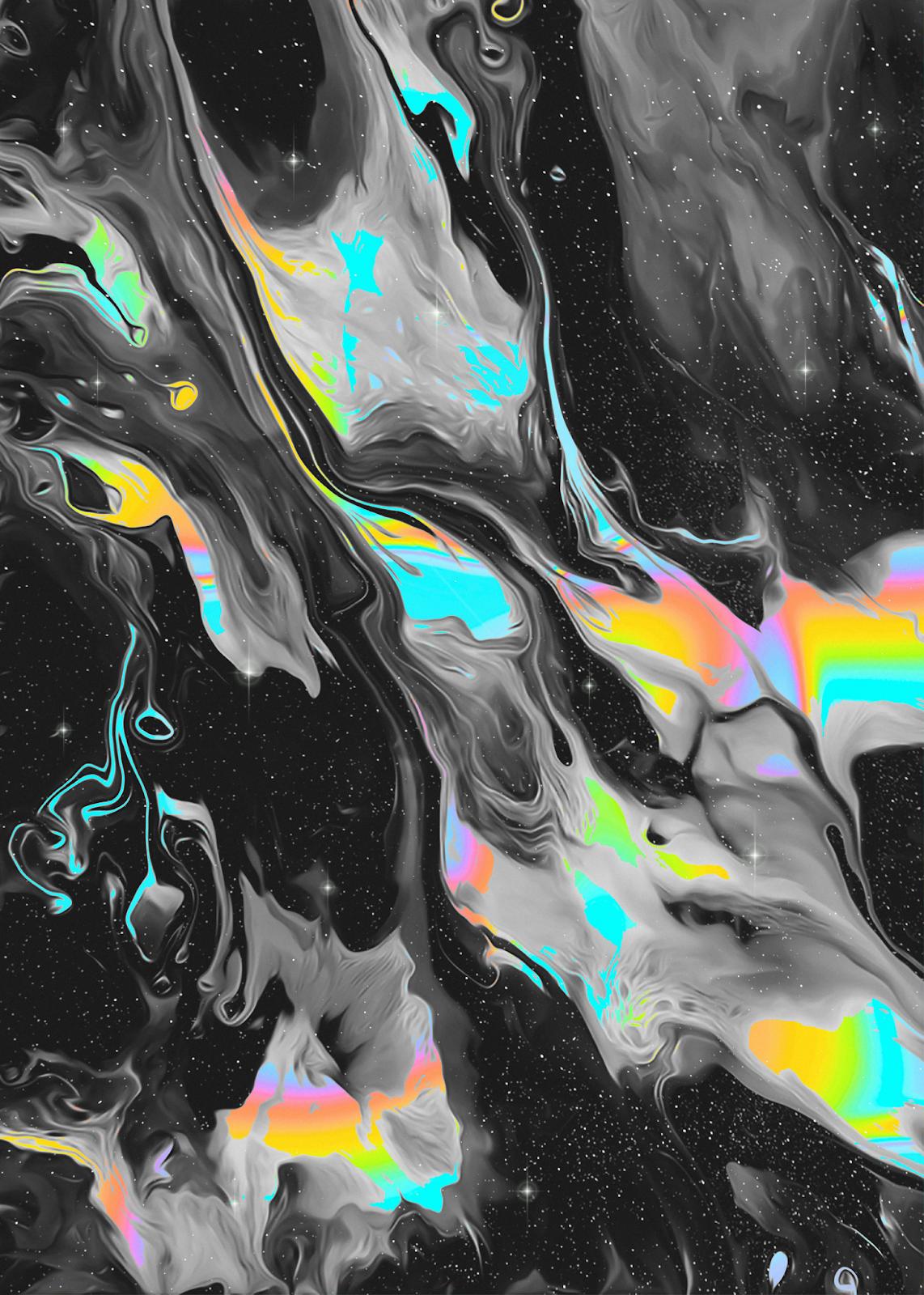 NFT Spotlight — Stunning Abstract Art of Alycia Rainaud
