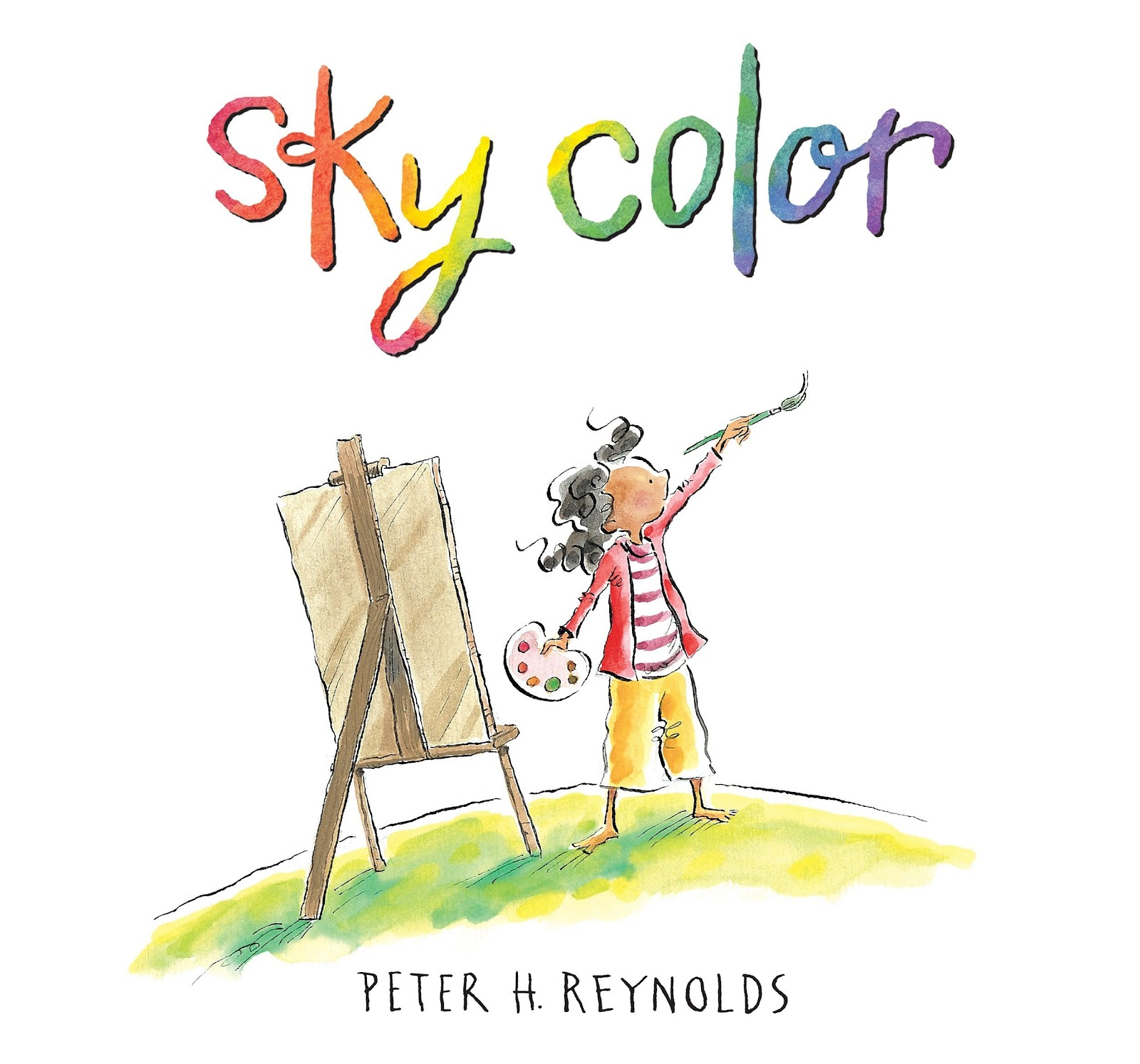 Resultat d'imatges de sky color peter reynolds