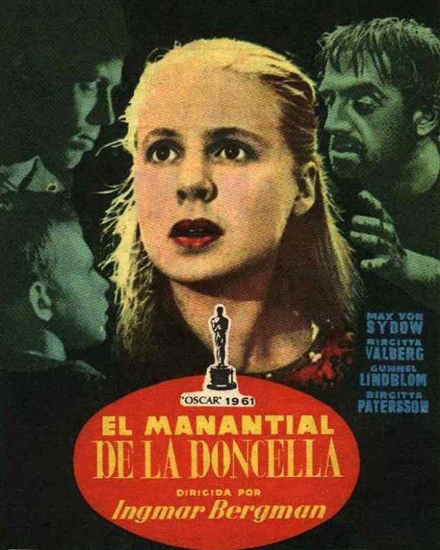 El manantial de la doncella (1960, Ingmar Bergman)