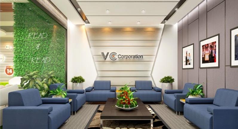 Văn phòng của Lotus tại VCCorp
