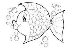 Najlepsze obrazy na tablicy Ryba (8)   Ryba, Kolorowanki i ...