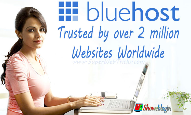 BlueHost Cashback by Showeblogin