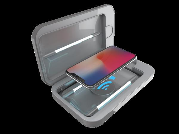 Điện thoại bẩn hơn cả bồn cầu ư? Đừng lo vì đã có máy diệt khuẩn chuyên dụng cho smartphone - Ảnh 5.