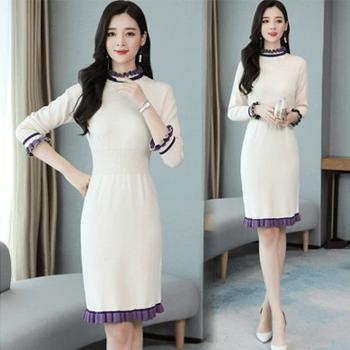 نصائح لاختيار الفساتين الشتوية بالأكمام الطويلة