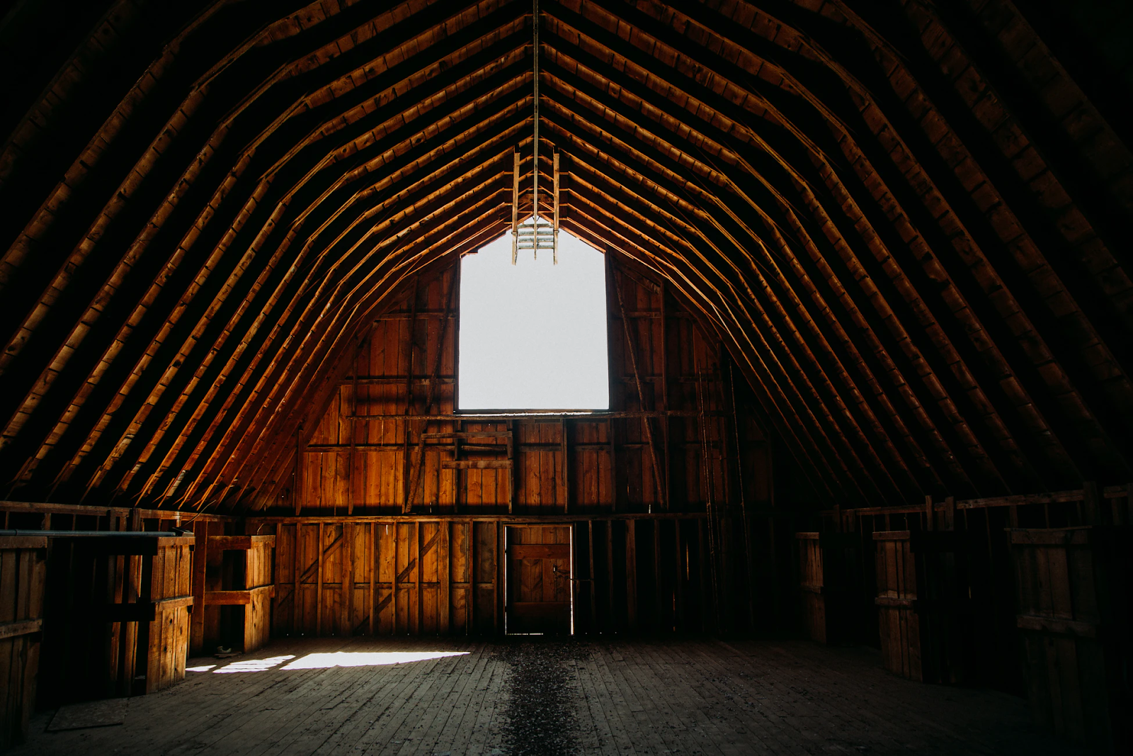 Upgrade your barn with fire resistant roofing.