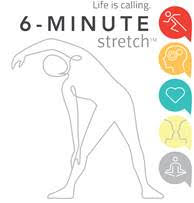 6 Minute stretch examples