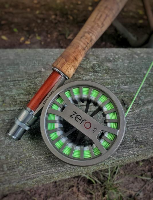 Redington ZERO Fly Reel review Redington fly fishing reel