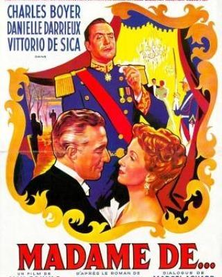 Madame de... (1953, Max Ophüls)