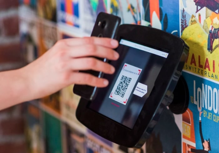 QR Enabled Pre-staged Transactions with Azimut Self Service Kiosks