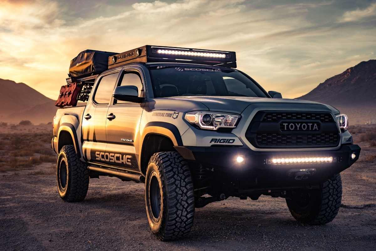 cheapest vehicles for overland camping toyota 4x4