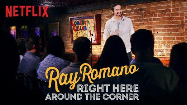 Image result for Ray Romano: Right Here, Around the Corner