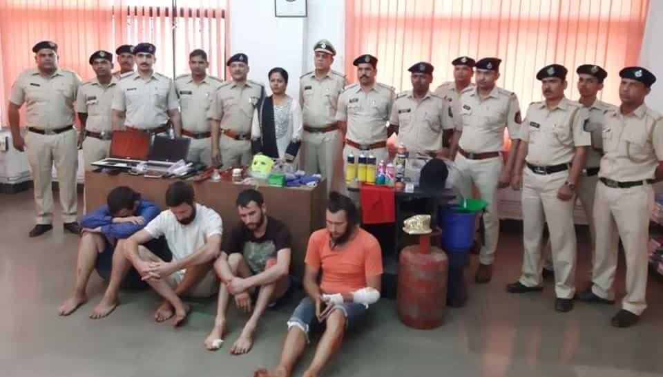 Goa,Drug bust,Goa Police