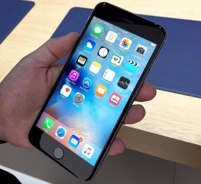 iphone 6s plus бу киев