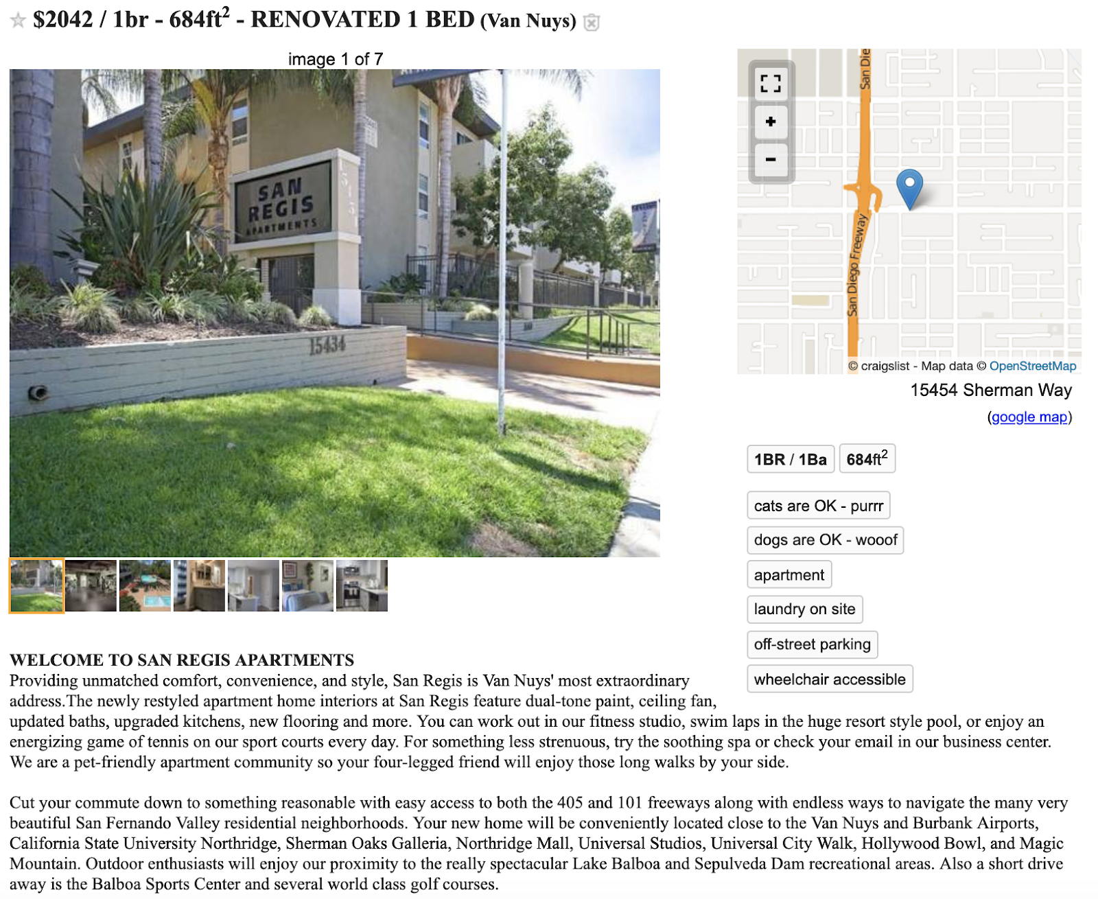How To Rent Your Apartment On Craigslist In 2019 Multifamily Blogs
