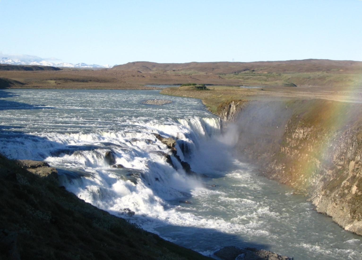 Image result for Gullfoss iceland