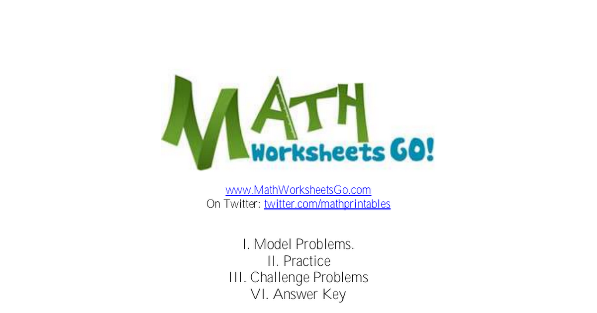 Math Worksheets Go Linear Equation Word Problemspdf Google Drive