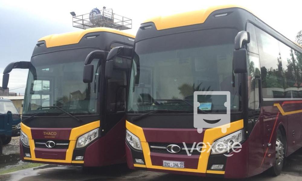 Xe An Anh từ Sài Gòn đi Ninh Thuận